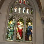 unusual stained-glass windows