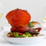 The only place in Noosa to regularly serve fresh QLD mud crab
