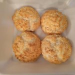 Biscuits to go! Thank You!