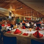 REDS dining room