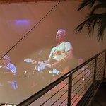 Jimmy Buffet on Wide Screen