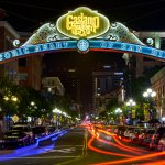 Dinner in the Gaslamp can't be beat!