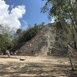 Coba Mayan Traditions Foto