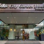 City Garden Hotel Makati Facade