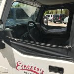 Tripadviser had good reviews for Ernesto's but I had a horrible unreliable experience