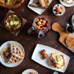 Weekend Brunch, tapas edition - sweet and savory brunch small plates