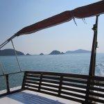 Hong Kong Island from Jura