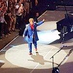 Elton John concert 9/2016