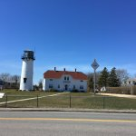 Chatham Lighthouse from street