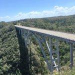 The highest bridge in Cuba