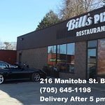 Bill's Pizza and Restaurant