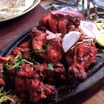 Chicken Tandoori! The best!