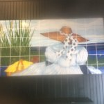 Tile Mural inside Charleston City Market
