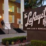 Foto di The Lafayette Hotel, Swim Club & Bungalows