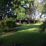 Shangri La Gardens Function Area Gardens