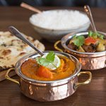 Tasty Curries & Breads Cooked fresh