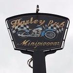 Harley Pub Foto