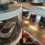 Museum on three floors