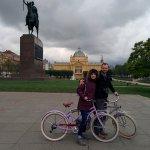 Blue Bike Zagreb Cycling Tours Foto