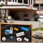 Eingang Hotel - Sunstar Alpine Hotel Davos