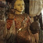 El Santo Niño. Valuable antique collections everywhere (dating back to late XIX century).
