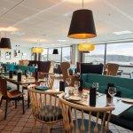 Bilde fra Scandic Syv Søstre Restaurant