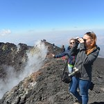 Top Craters excursion