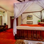 This is the Kanchan villa suite