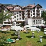 Hotel im Sommer - Sunstar Hotel Flims