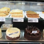 Cake and slice selection