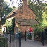 Cooks Cottage entrance