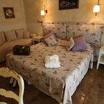 Suite Prestige n°5 avec terrasse privée