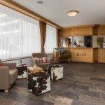 Reception - Sunstar Hotel Lenzerheide