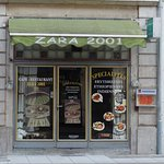 Zara2001 is at Rue de Lausanne 25, central Geneva