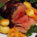 Locally sourced Prime Beef served every Sunday. Other Roasts also. Please book 01995600486