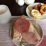 Fantastic full breakfast buffet included with your stay at the hotel!!!