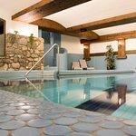 Hallenbad - Sunstar Hotel Klosters