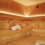 Sauna - Sunstar Hotel Klosters