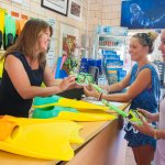 Our award winning visitor services staff have everything you need for your Ningaloo holiday