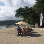 Photo de Senggigi Beach