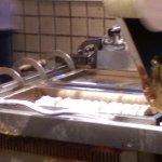 cooking the gyoza