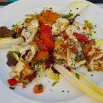 salade calmars