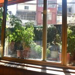 Table near the window