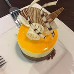 Passion Fruit (Cream) Tart