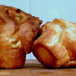 Home made Yorkshire puddings