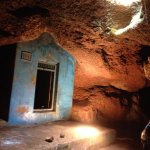 Shiva Cave. Kudle Beach