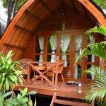 Foto de Manta Dive Gili Air Resort