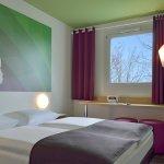 Frenchbettzimmer in unserem B&B Hotel Bochum-Herne