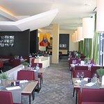 Karl Restaurant am Park,nach der Erweiterung und Renovierung