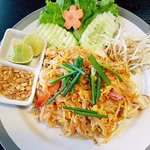 Pad Thai - suitable for Westerners not Asian